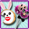 Cake Pops and Cookie Maker in 1 - Crush Candy Cooking Game
