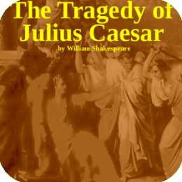 AudioBook - Julius Caesar (The Tragedy of Julius Caesar by William Shakespeare)