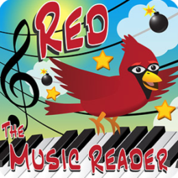 Red The Music Reader