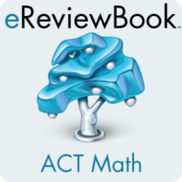eReviewBook ACT Math (An Interactive Study Tool for Android)