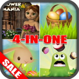 Easter Games 4 In One Bundle Pack