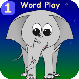 First Grade Kids Word Play