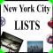 U.S. Travel Lists (New York City)