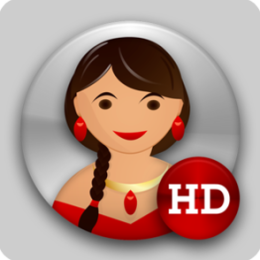 Play & Learn Spanish HD - Speak & Talk Fast With Easy Games, Quick Phrases & Essential Words