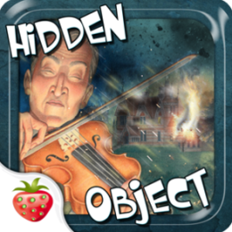 Hidden Object Game - Sherlock Holmes: The Norwood Mystery