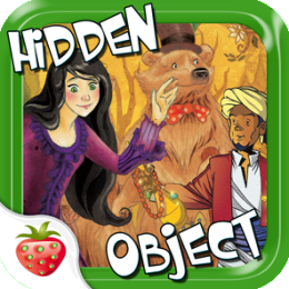 Hidden Object Game - Snow White and Other Fairy Tales
