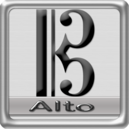 Beginner Reading Music: Alto