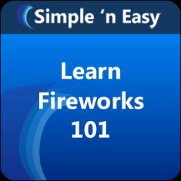 Learn Fireworks 101 by WAGmob