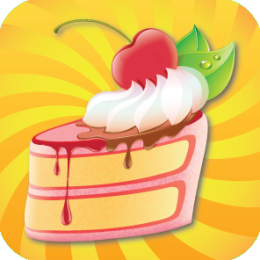 Piece of Cake - A delicious twist on the text game Ruzzle.