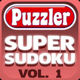 Puzzler Super Sudoku - Volume 1