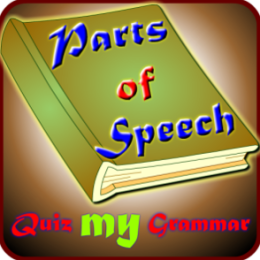 Quiz my Grammar: Parts of Speech