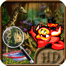 Forest of Illusion - Hidden Object