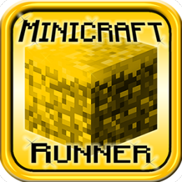 Temple Runner: Minicraft