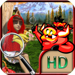 Red Riding Hood - Hidden Object