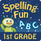 Vocabulary & Spelling Fun 1st Grade HD - Reading Games with A Cool Robot Friend