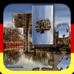 Germany Jigsaw and Slider