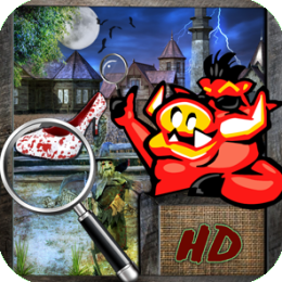 Haunted Village - Hidden Object Game
