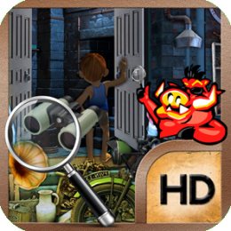 The Great Escape - Hidden Object