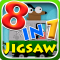 Cartoon Jigsaw 8in1