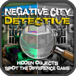 Detective Hidden Objects Spot The Difference Mystery Game