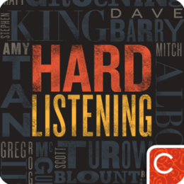 Hard Listening: The Greatest Rock Band Ever (of Authors) Tells All
