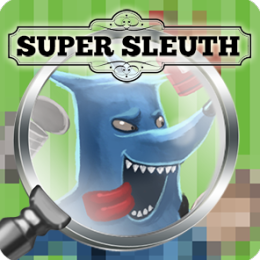 Super Sleuth - Three Little Pigs