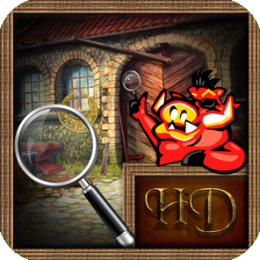 Genie in the Lamp - Hidden Objects