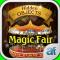 Hidden Objects Magic Fair & 3 puzzle games