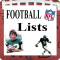 Football Lists (NFL)