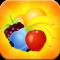 Match Three Fruits