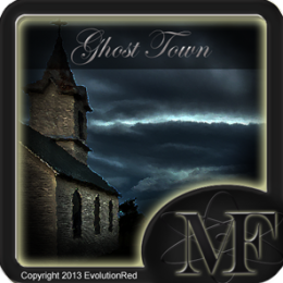 Ghost Town (Match 3 Fusion Game)