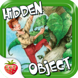 Hidden Object Game - Jack and the Beanstalk