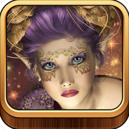 Hidden Objects Forest Elves