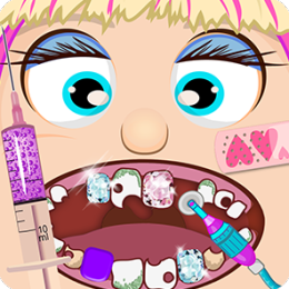 Celebrity Doctor & Dentist - Virtual Kids Dental & Med School