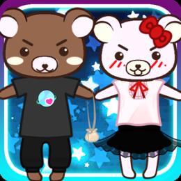 My Lovely Teddy Bear - Free Dress Up