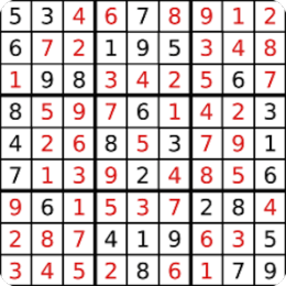 Sudoku 2 for Nook HD