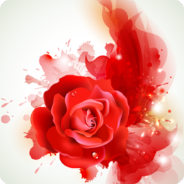 Rose Petals HD Live Wallpaper