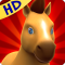 Here's Talky Pete HD - The Talking Pony Horse