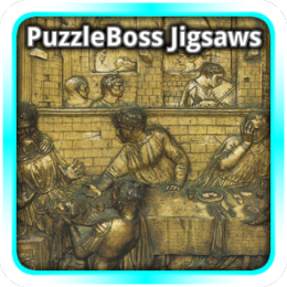 Donatello: Fine Arts Jigsaw
