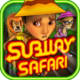 Subway Safari - A Surfers Dream