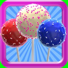 Cake Pop Maker - Cooking Game for Kids