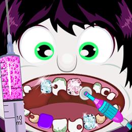 Doctor & Dentist Vampires - Virtual Kids Dental & Med School