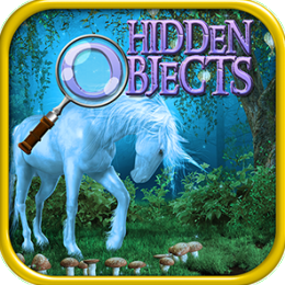 Hidden Objects - Unicorn Dreamcatcher