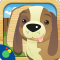 Cute Pets Puzzle - fun animal games for toddlers, preschool and kids