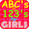 LearningFun - Girls ABCs and 123s