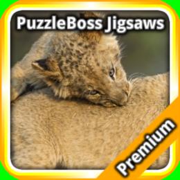 Big Cats Jigsaw Puzzles