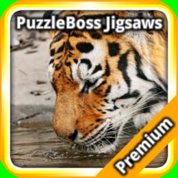 Tiger Jigsaw Puzzles