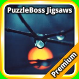 Raindrop Jigsaw Puzzles