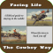 Audio Book - Facing Life The Cowboy Way (A Biblical Guide To Staying In The Saddle)