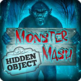 Hidden Object - Monster Mash